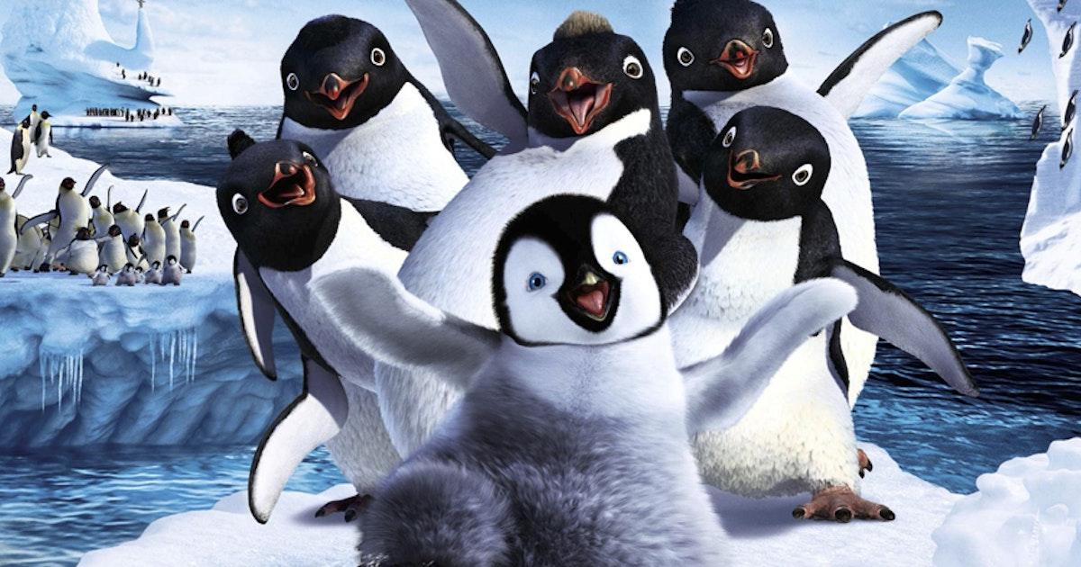 Мультфильмы про пингвинов смотреть онлайн